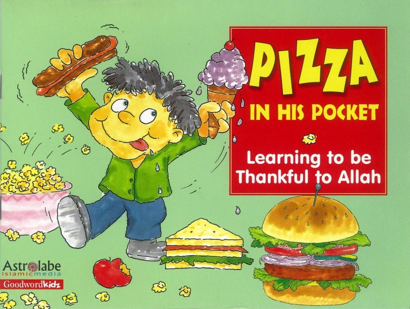 Pizza in His Pocket