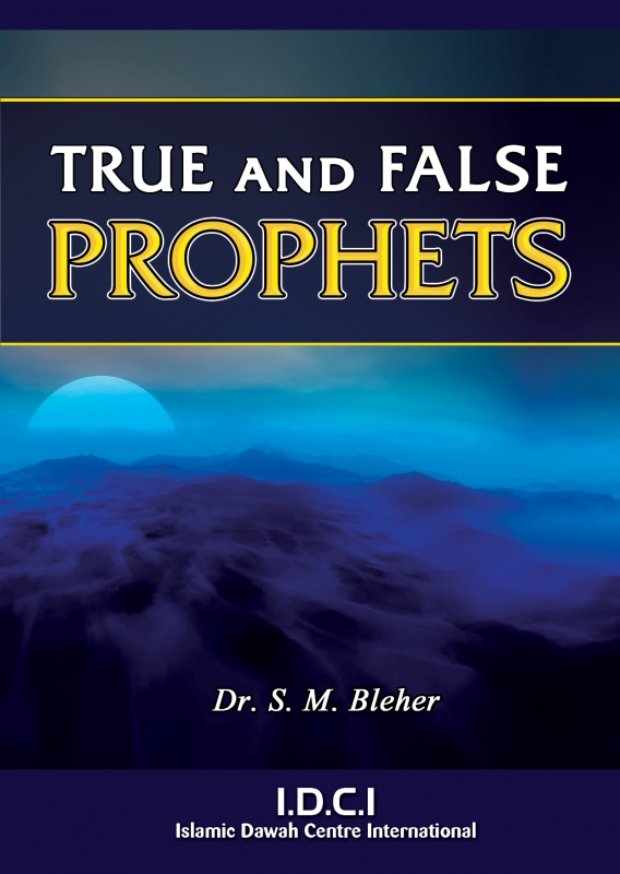 True & False Prophets