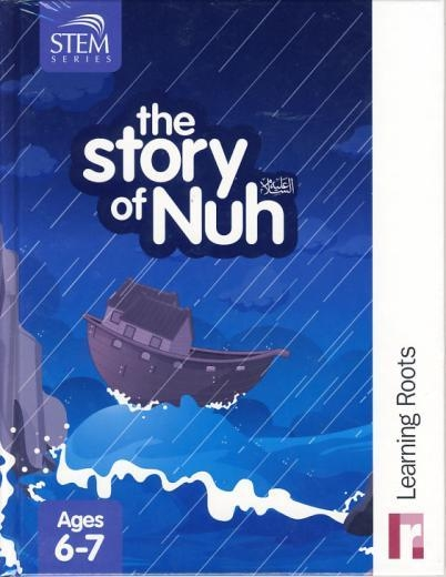 The Story of Nuh - Learning Roots (Hardback, Childrens, Kids, Islam, Muslim)