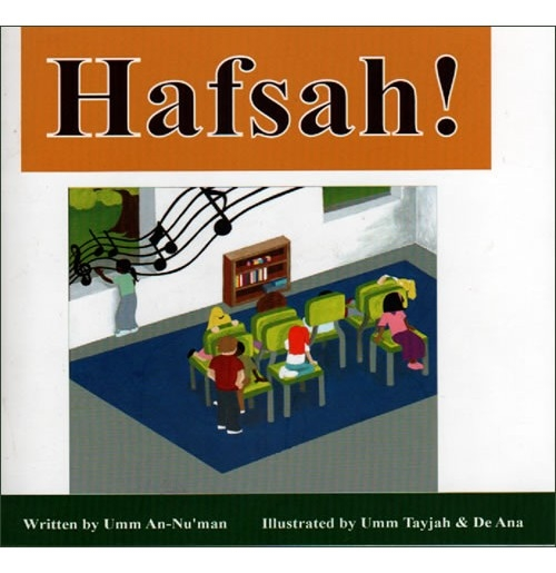 Hafsah! - Childrens Book (Paperback)