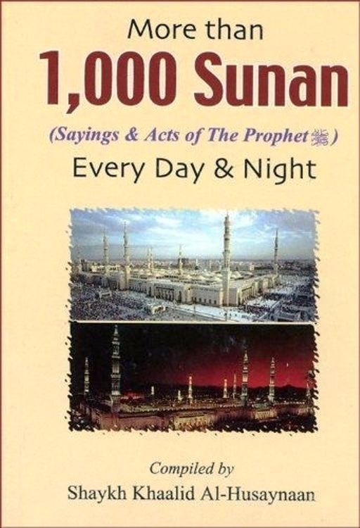 More than 1000 Sunan for Every Day