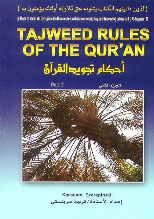 Tajweed Rules of the Quran Part 2
