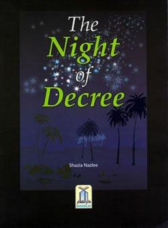 The Night of Decree - Childrens Book (PB)