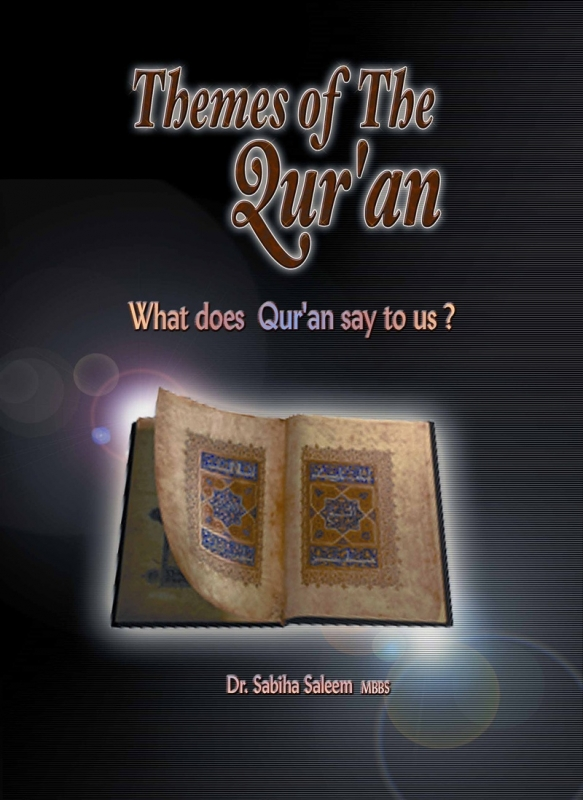 Themes Of The Qur'an (What Does Qur'an Say To Us? )