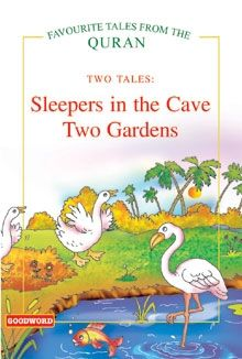 Sleepers In The Cave, Two Gardens (two Tales)