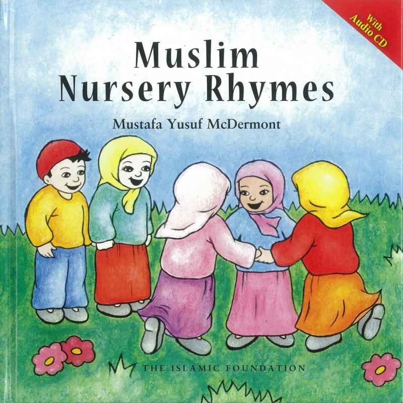 Muslim Nursery Rhymes (HB) with CD