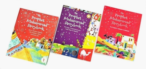 The Prophet Muhammad Storybook - 3 Book Collection - PB