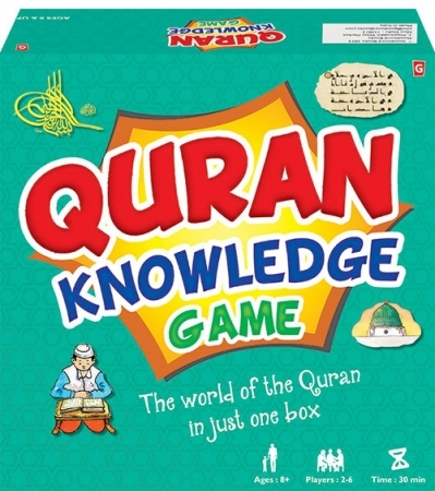 Quran Knowledge Board Game