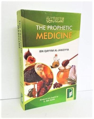 The Prophetic Medicine - Ibn Qayyim al Jawziyya (Hardback - IBS