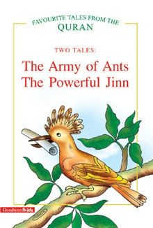 The Army Of Ants, The Powerful Jinn (two Tales)
