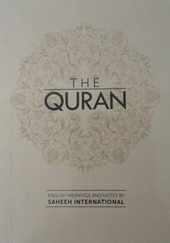 FREE: Saheeh International: The Quran Translated into English - Pocket Size