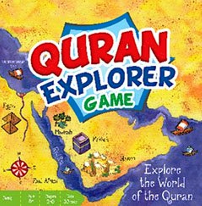 Quran Explorer Game (Children, Kids, Islamic)