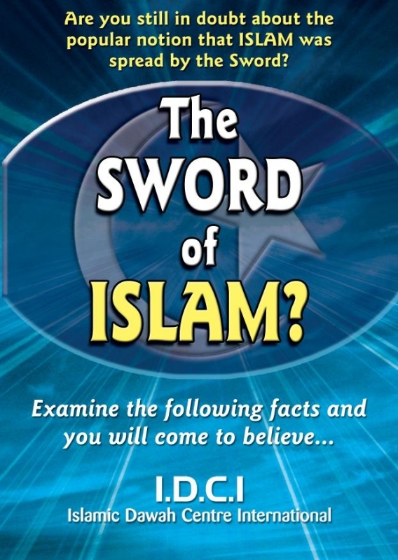 FREE; The Sword Of Islam? ( FREE box 200 booklets)