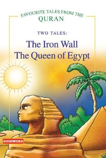 The Iron Wall, The Queen Of Egypt (two Tales)