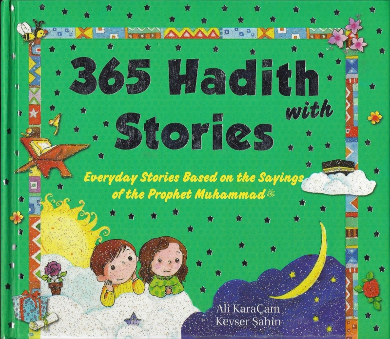 365 Hadith with Stories (HB)