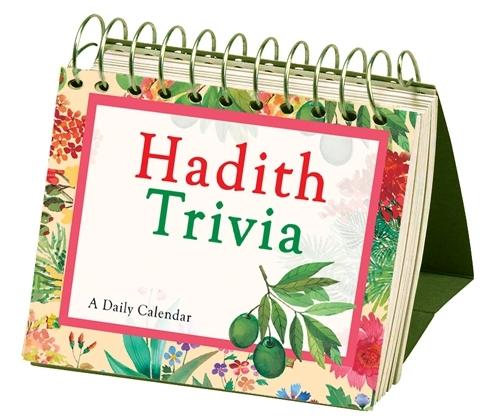 Hadith Trivia A Daily Calendar