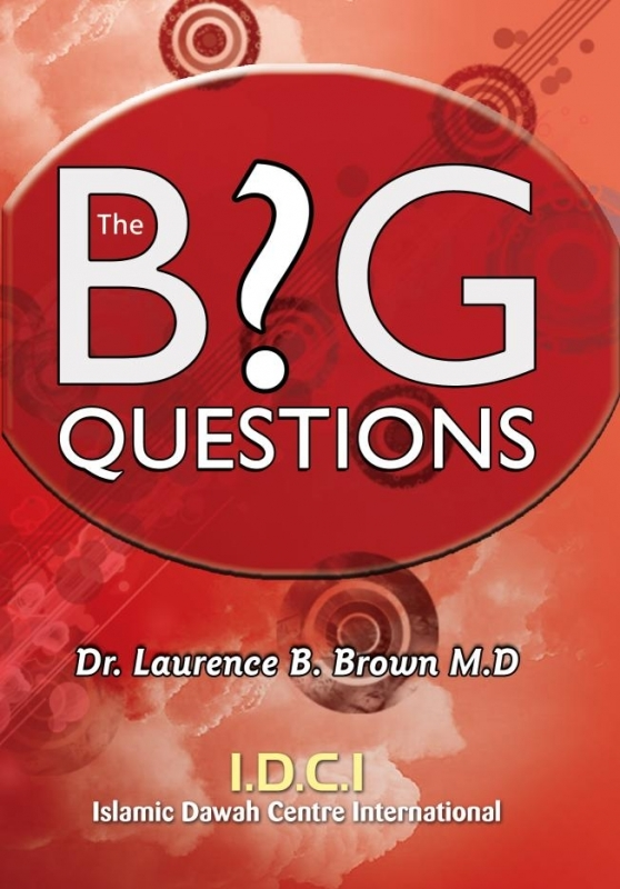FREE; The Big Questions ( FREE box 200 booklets)