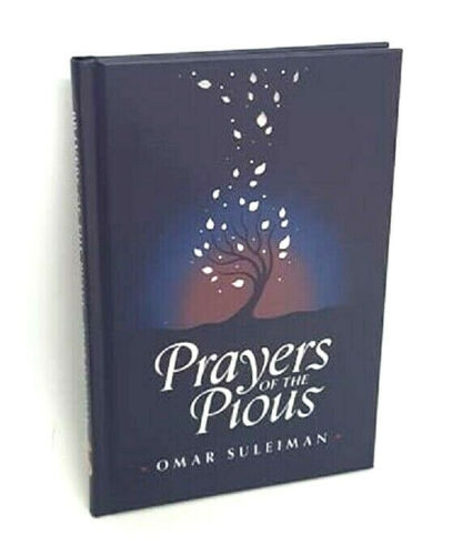 Prayers of the Pious by Omar Suleman (Hardback - Kube Publishing)