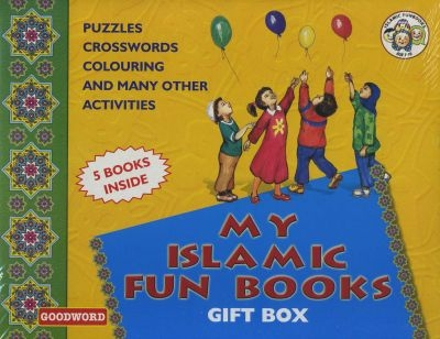 My Islamic Fun Books Gift Box (Five Paperback Books)