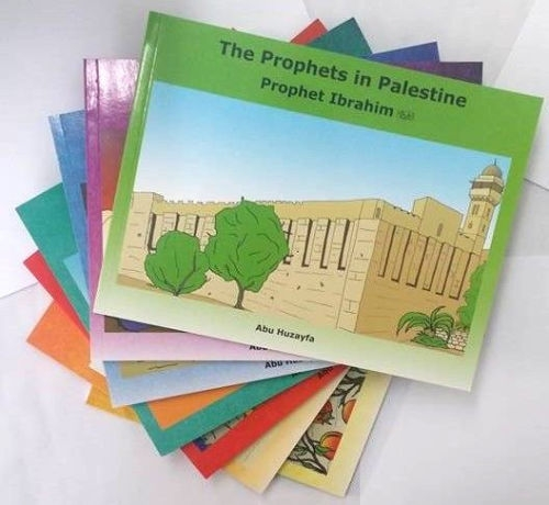 The Prophets in Palestine: 5 Book Set