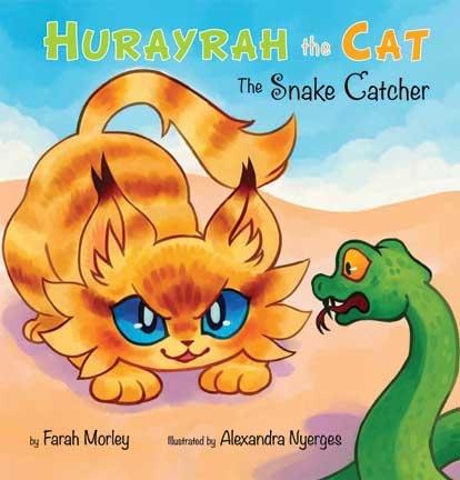 Hurayrah the Cat: The Snake Catcher