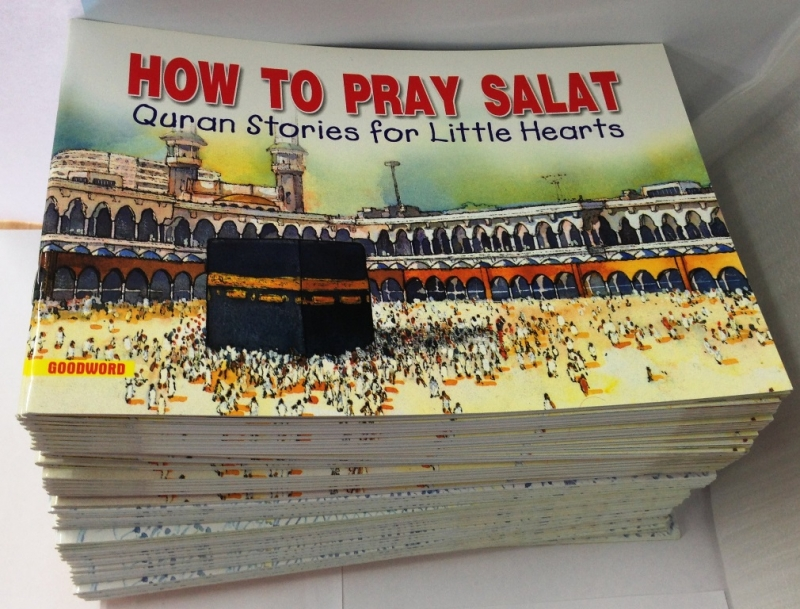 Quran Stories For Little Hearts - 45 books set