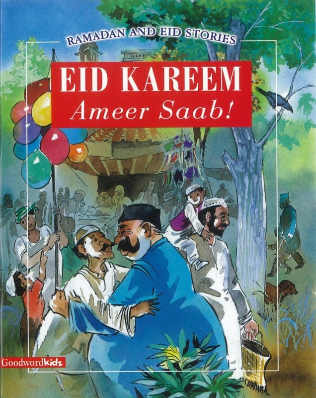 Eid Kareem Ameer Saab!
