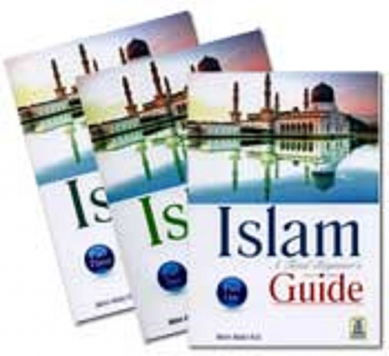 Islam a Total Beginners Guide (3 Book Set) - Darussalam