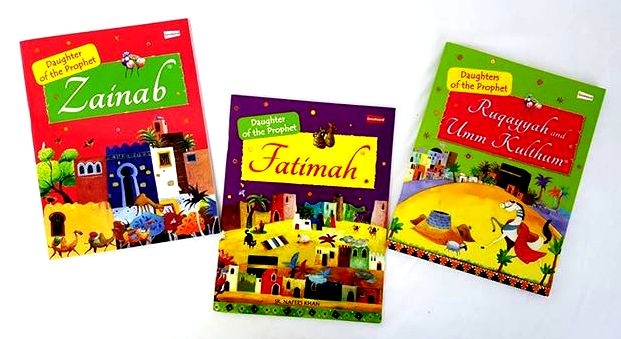 Daughter of the Prophet: Zainab, Ruqayyah & Umm Kulthum - 3 Book Set (Children)