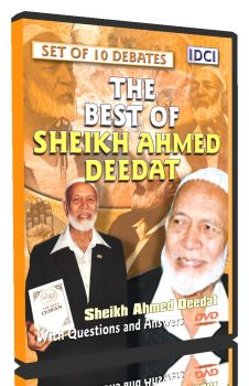 dvd ahmed deedat