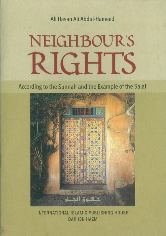 Neighbour's Rights