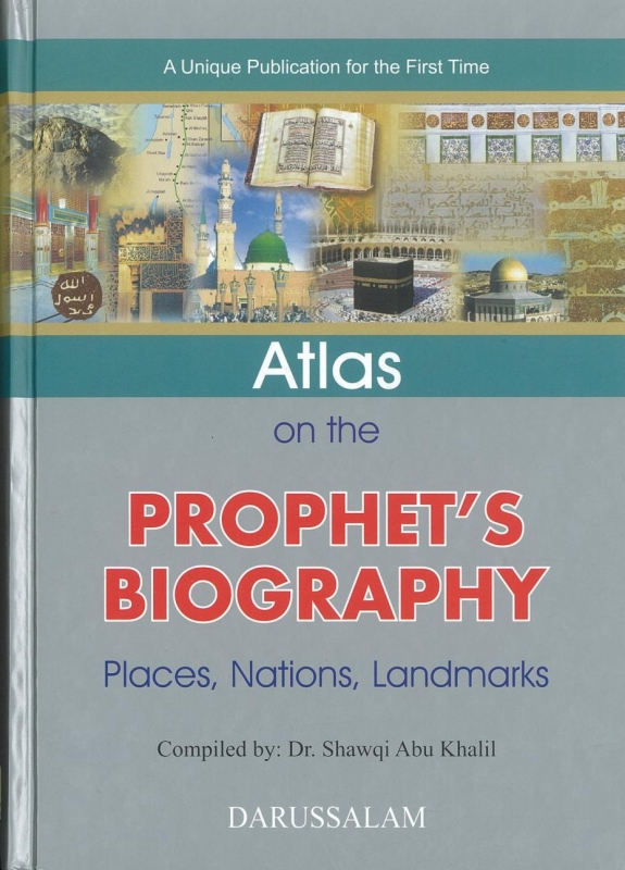 Atlas On The Prophet's Biography (Hardback)