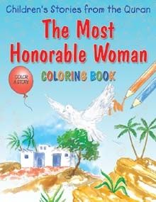 The Most Honorable Woman (colouring Book)