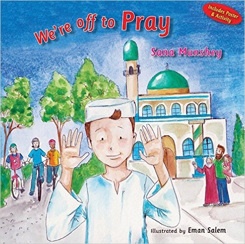 We're Off to Pray