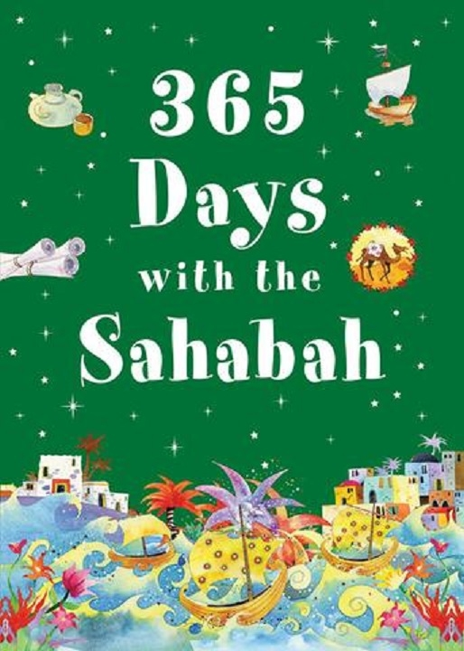 365 Days with the Sahabah (PB)