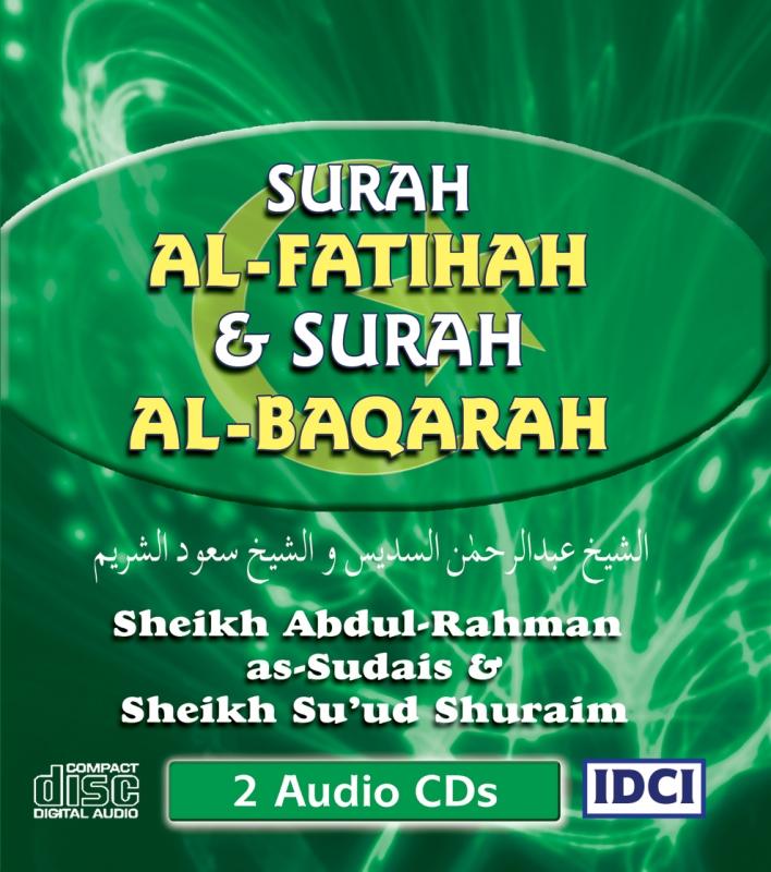 Surah Al-Fatihah & Al-Baqarah