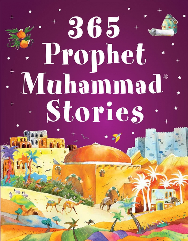365 Prophet Muhammad (Peace be on him) Stories (HB)