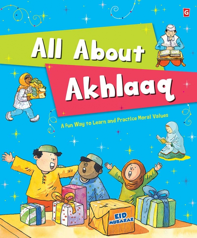 All About Akhlaq - Goodword (Paperback Childrens Kids)