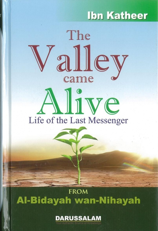 The Valley Came Alive (Life Of The Last Messenger) (Hardback)