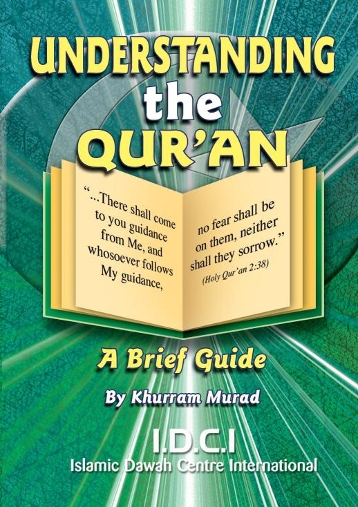 FREE; Understanding The Quran ( FREE box 200 booklets)