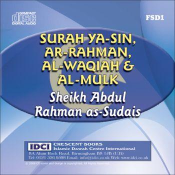 Sheikh Abdul Rahman As-Sudais