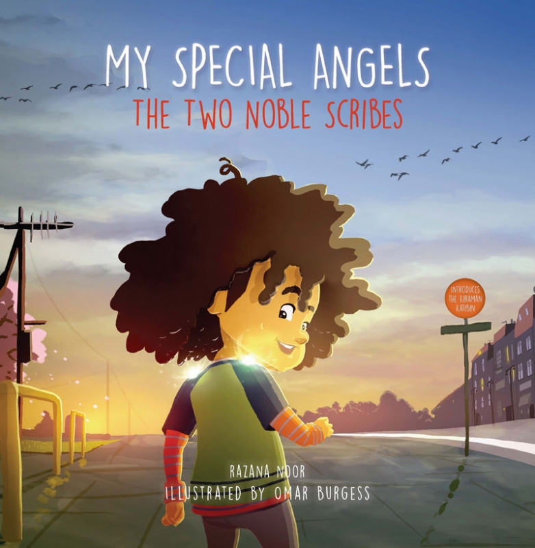My Special Angels: The Two Noble Scribes (Childrens - HB)