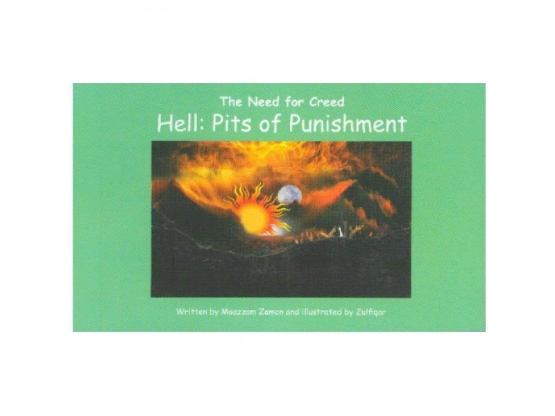 Hell: Pits of Punishment (The Need for Creed Series) (Hardback-Children-Kids)