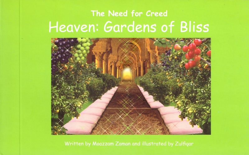 Heaven: Gardens of Bliss (The Need for Creed Series) (Hardback - Children -Kids)