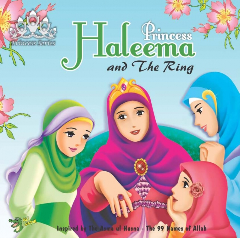 Princess Series: Princess Haleema and The Ring