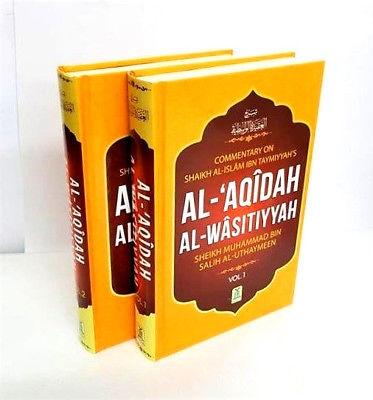Al-Aqidah Al-Wasitiyyah - 2 Volumes (DS) HARDBACK