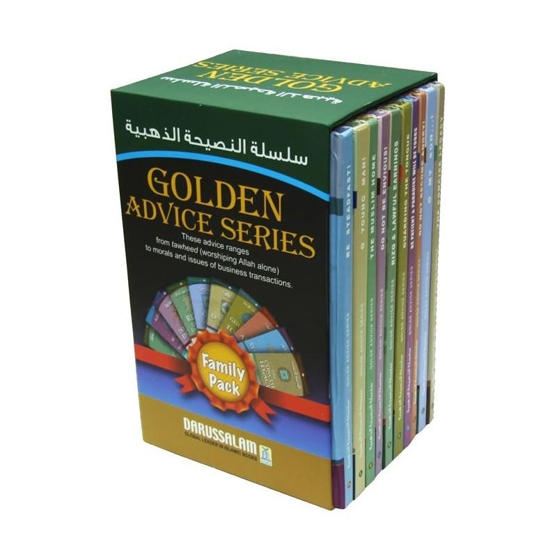 Golden Advice Series (10 Book Set)