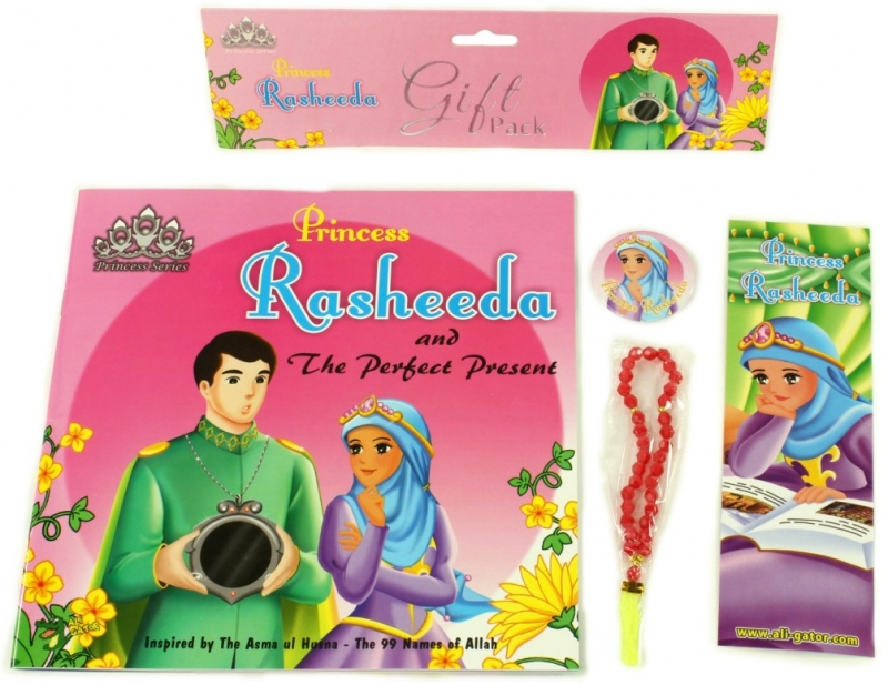 Princess Rasheeda Gift Pack