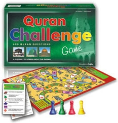 Quran Challenge Board Game