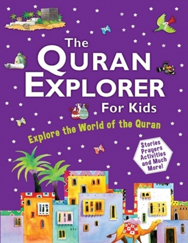 The Quran Explorer for Kids - Goodword (Hardback)